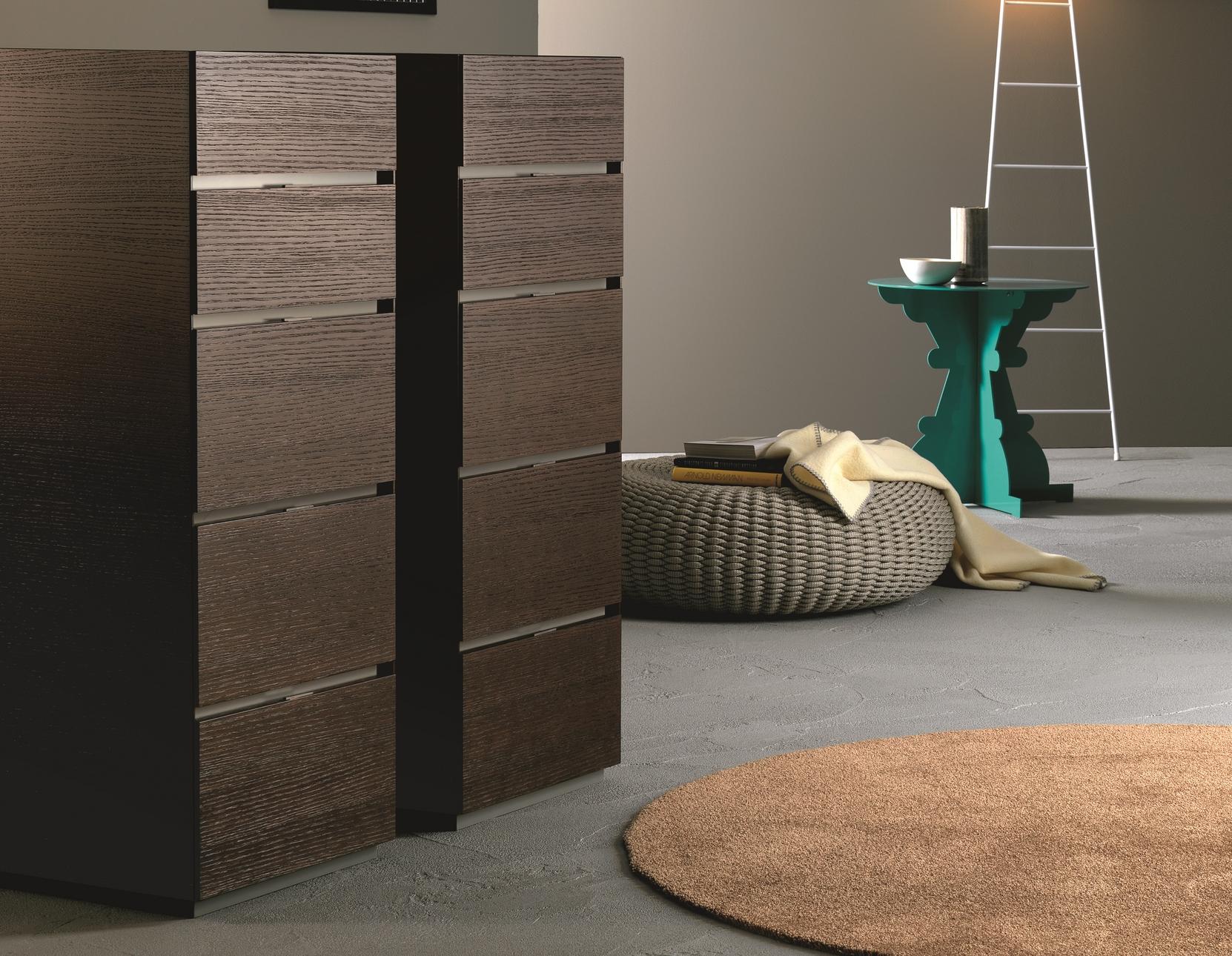 Arredamento e mobili online - Camera da letto rovere ...