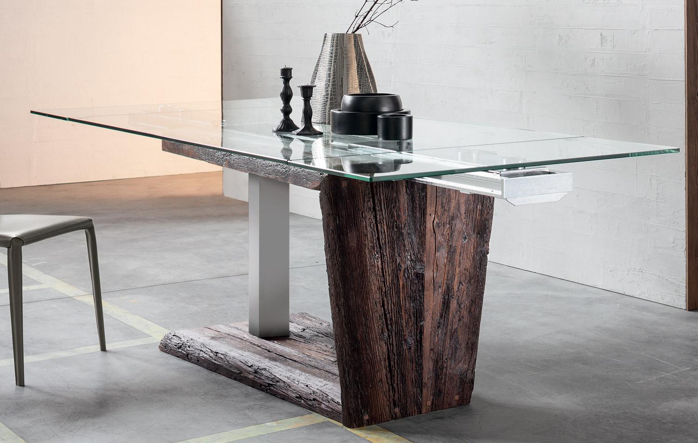 Arredamento eco chic il legno naturale per mobili arredo design - Mobili legno naturale ...