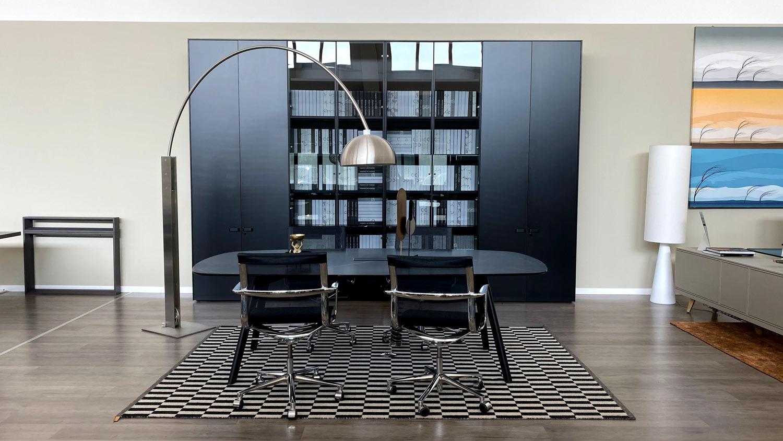 bralco scrivania armadio nero