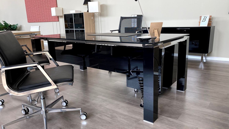 bralco scrivania lucida