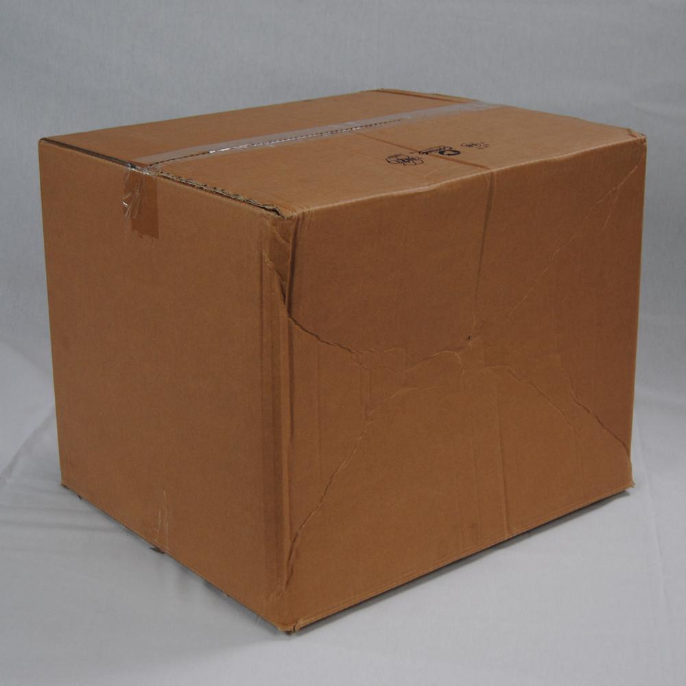 Deformed parcel