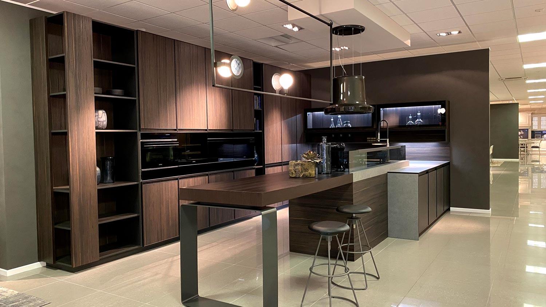 cucina in legno Arrex