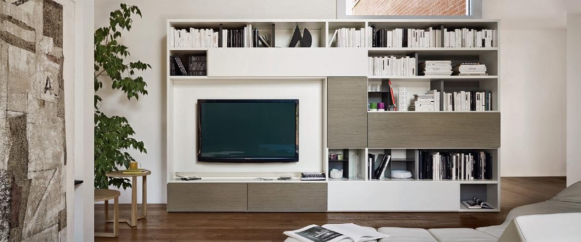 Bücherregal Giaco