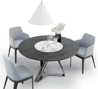 Seating at a table