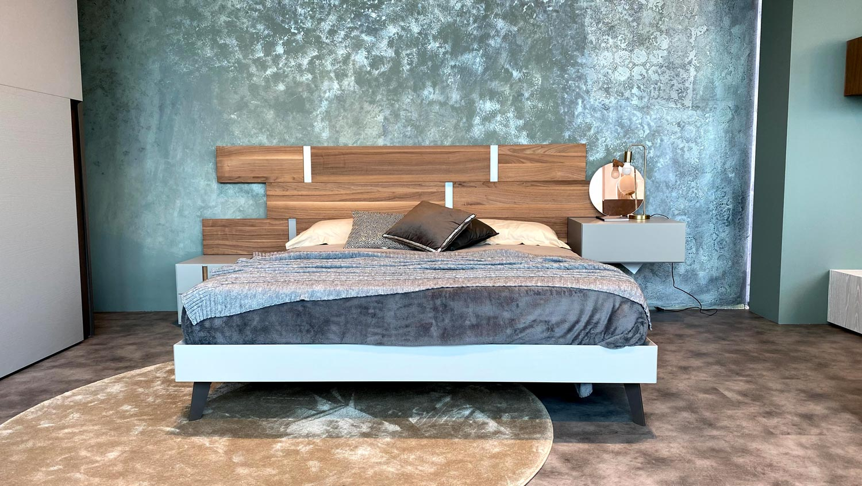 mobilgam letto moderno