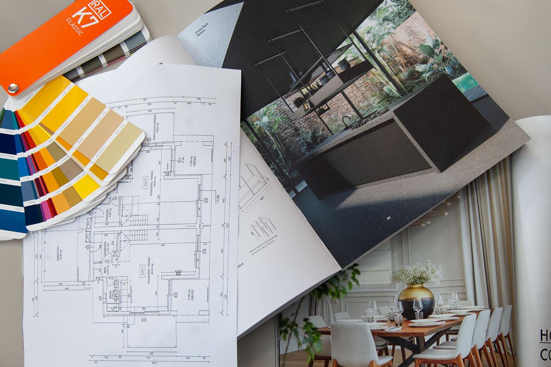 Diseño de mobiliario interior