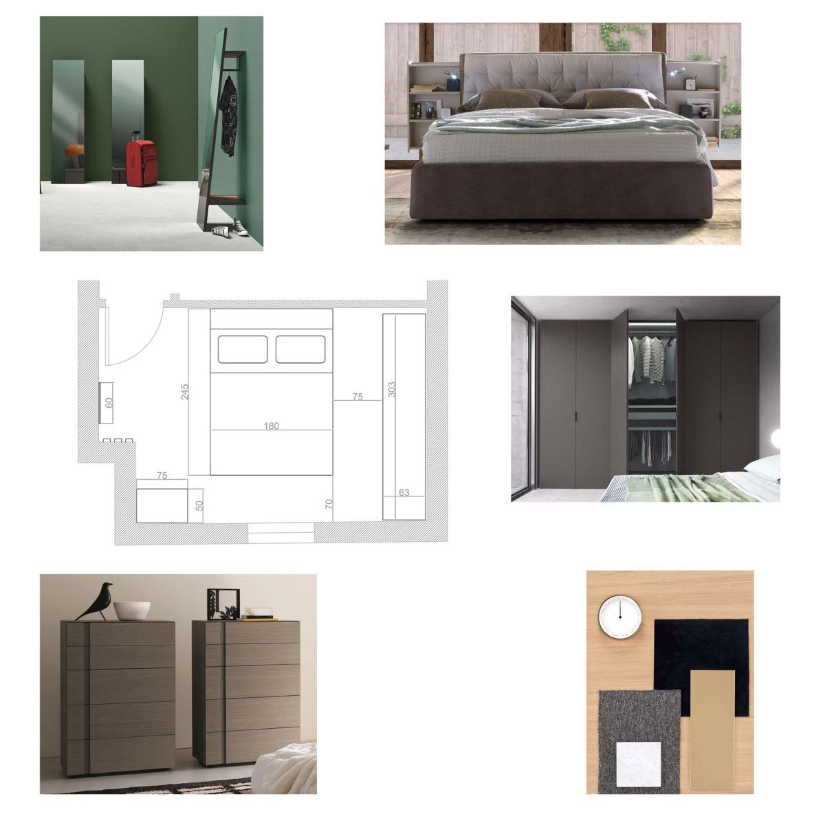 2D-Möbeldesign