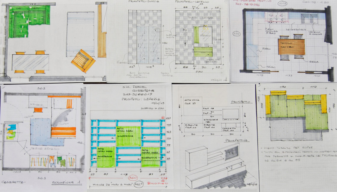 Progettazione arredo design online for Progettazione on line