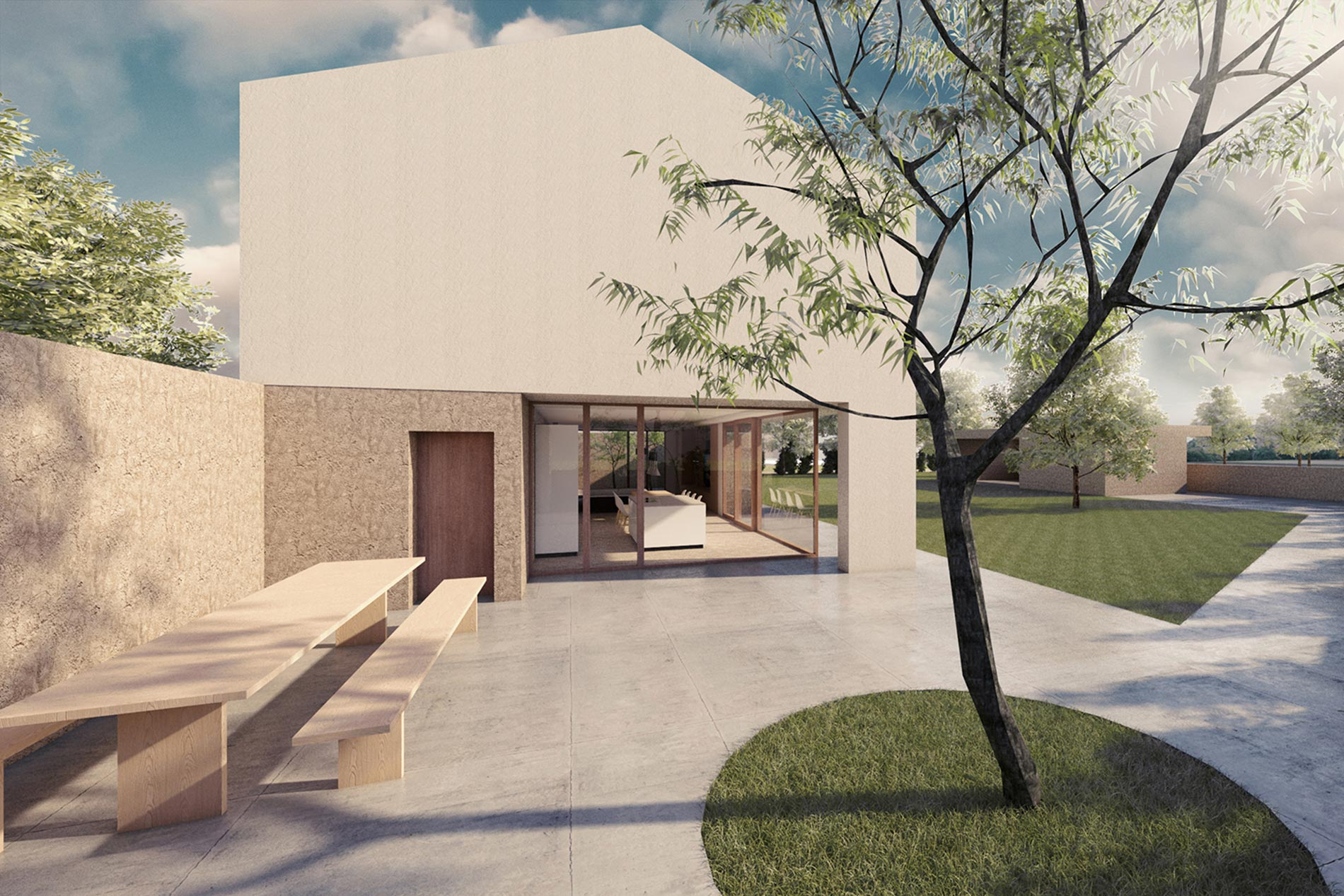 Design and construction of complete house