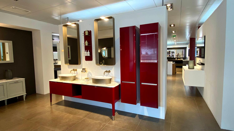 puntotre bagno rosso