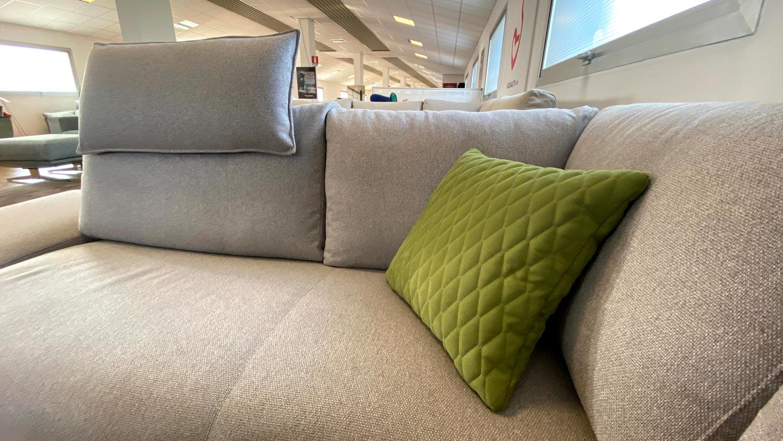 divano in tessuto rigo salotti
