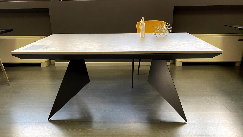 sedit tavolo materico