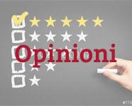 Opinioni dei Clienti