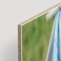 Quadro con stampa su vetro