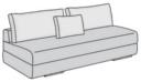 Centrale L. 185 cm